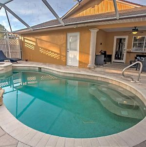 High-End Naples House With Pool - Walk To The Beach! photos Exterior