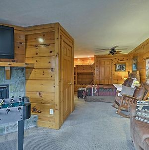 Pigeon Forge Resort Studio Cabin On Dollywood Ln! photos Exterior