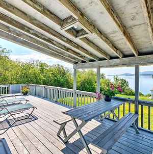 Ocean View Lamoine Home Near Acadia National Park! photos Exterior