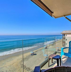 Luxe Carlsbad Condo With Ocean View - Walk To Village photos Exterior