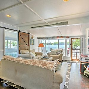 Cozy Slice Of Traverse City Heaven With Private Beach! photos Exterior