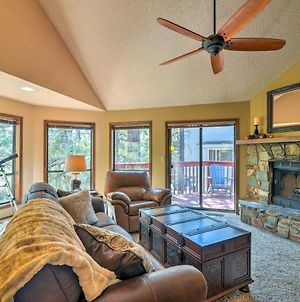 Wooded Retreat With Deck 4 Mi To Downtown Flagstaff! photos Exterior