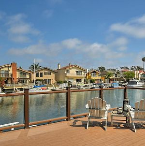 Waterfront Home With Dock - 1 Mi To Onxard Beach! photos Exterior