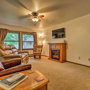 Cozy Anglers Apt - Steps To Trout Fishing River! photos Exterior