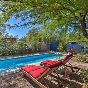Unique Tucson 'Hidden Gem' House With Private Pool! photos Exterior