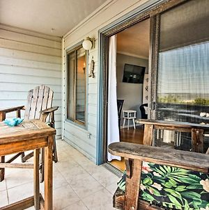 Clean Tybee Island Condo - 100 Yards From Beach! photos Exterior