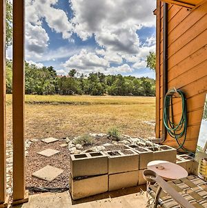 Cozy Condo With Patio And Grill Less Than 2 Mi To Jacobs Well photos Exterior