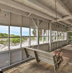 Beachfront Edisto Island Townhome With Screened Porch photos Exterior