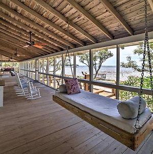 Waterfront Perdido Beach House With Canoes & Kayaks! photos Exterior