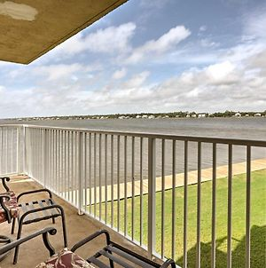 Waterfront Gulf Shores Condo With Patio, Pier And Pool photos Exterior