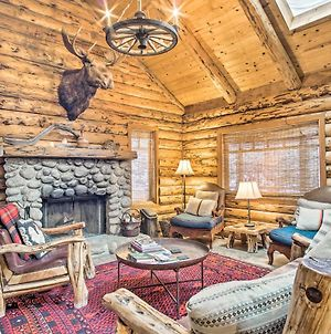 Remodeled Idyllwild Cabin With Hot Tub & Forest Views photos Exterior