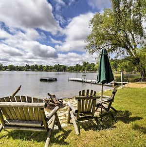 Cozy Wautoma Home With Boats And Dock On Bughs Lake! photos Exterior