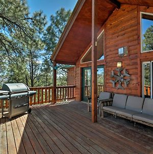 High Lonesome Hot Tub, Grill, Deck And Mtn Views! photos Exterior