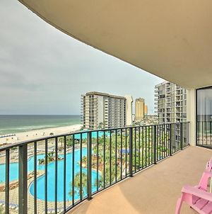 Beachfront Panama City Condo With Balcony & Boat Slip photos Exterior