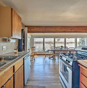 Cozy La Conner Home With Views & Deck Steps From Bay! photos Exterior