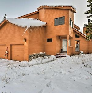Classic Cabin With Loft, 10 Miles To Keystone Ski! photos Exterior