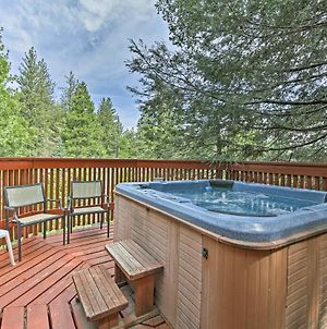 Cozy Lake Arrowhead Cabin With Hot Tub & Deck! photos Exterior