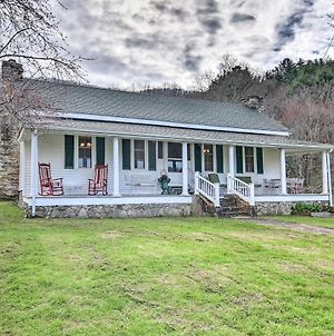 '100 Acre Woods' Blue Ridge Cottage With Pond And Views photos Exterior