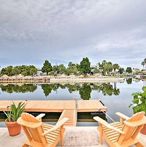 Waterfront Hernando Beach Home With 40-Foot Dock! photos Exterior