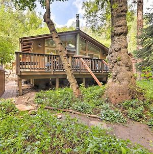 Sedona Cottage With Deck, Jacuzzi And Tranquil Views! photos Exterior