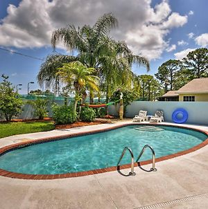 Sebastian Home With Private Pool And Bbq-7Mi From Beach photos Exterior