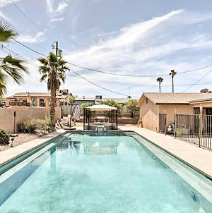 Lake Havasu Family Home With Private Pool And Spa! photos Exterior