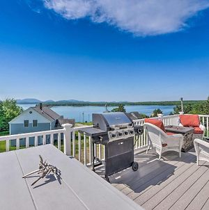 'The Candy Cottage Ii' With Ocean Views Near Acadia! photos Exterior