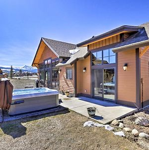 Mtn-View Fraser Home With Hot Tub - Near Skiing! photos Exterior