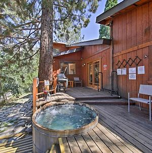 Wrightwood House With Fire Pit - Hike & Ski Nearby! photos Exterior