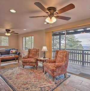 Prescott Nat'L Forest Getaway With Deck And Fire Pit! photos Exterior