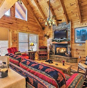 Cozy Smoky Mtn Cabin With Many Nearby Attractions! photos Exterior