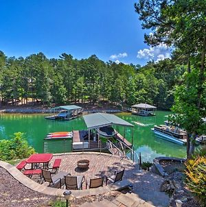 Lakefront Keowee Retreat With Dock About 14 Mi To Clemson photos Exterior