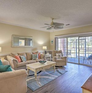 Condo With Patio About 2 Miles To Myrtle Beach Boardwalk! photos Exterior