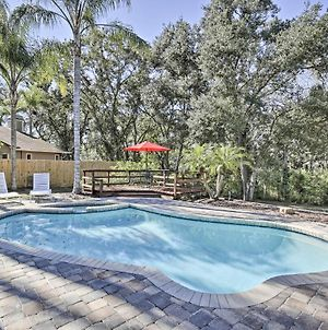 Pet-Friendly Home With Fire Pit - 10 Mins To Gulf! photos Exterior