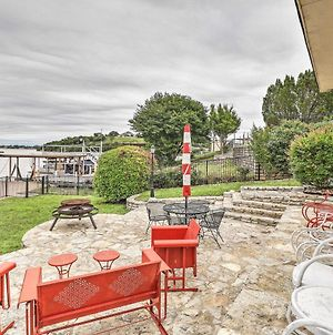 Lake Granbury Home With Gas Grill, Boat Tie & Patio! photos Exterior