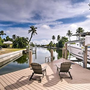 Waterfront Marco Island House With Private Pool And Dock photos Exterior