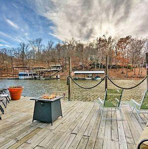 Floating 'Cabana Exotica' On Grand Lake With 2 Docks! photos Exterior