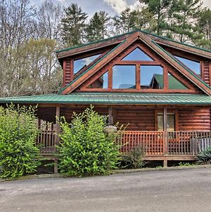 Smoky Mtn Cabin Less Than 2Mi To The Island In Pigeon Forge photos Exterior