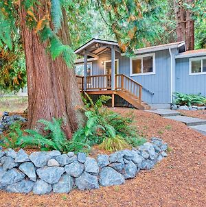 House With Deck On Whidbey Island, 1 Mi From Shore! photos Exterior