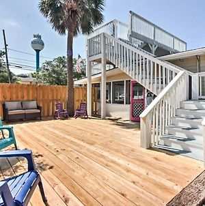 Tybee Island Home With Decks And Porch - Walk To Beach! photos Exterior