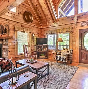 Pigeon Forge + Wears Valley Cabin ~ 7 Min To Pkwy photos Exterior