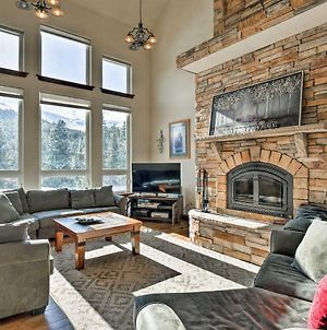 Spacious Breck Home With Hot Tub About 9 Mi To Ski Resort photos Exterior