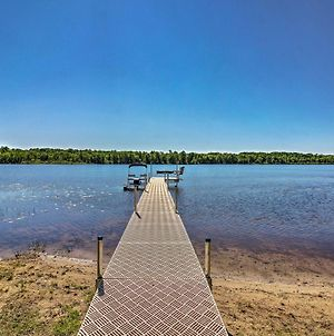 2Br Lakefront Pine River Cabin With Fire Pit & Views photos Exterior