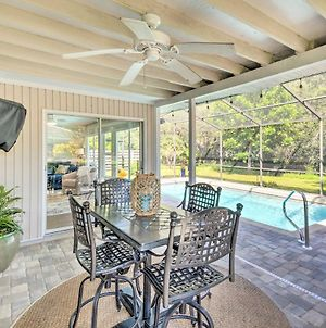 Updated Home With Pvt Pool Less Than 10 Mins To Siesta Key photos Exterior