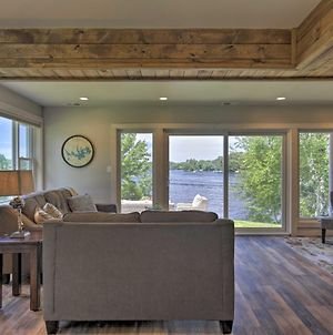 Modern Lakefront Cabin Boat, Atv And Snowmobile! photos Exterior