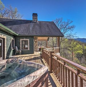 Huge Mountain-View Home 15 Mins To Asheville! photos Exterior
