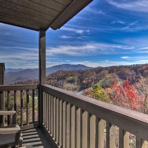 Smoky Mtns View Condo Less Than 4 Mi To Ober Gatlinburg! photos Exterior