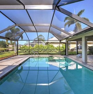 Expansive East Naples Home With Pool And Patio! photos Exterior