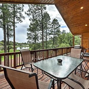 Lakeside Cabin With Decks & Amazing Elder Lake Views photos Exterior