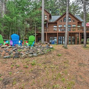 Lakefront Danbury Home With Dock And Fire Pit! photos Exterior